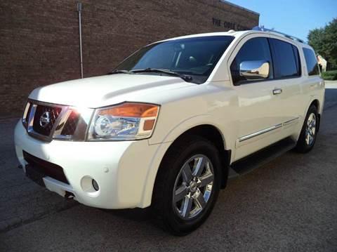 2010 Nissan Armada for sale in Dallas, TX