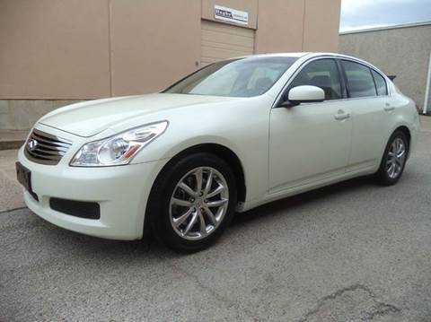 2008 Infiniti G35 for sale in Dallas, TX
