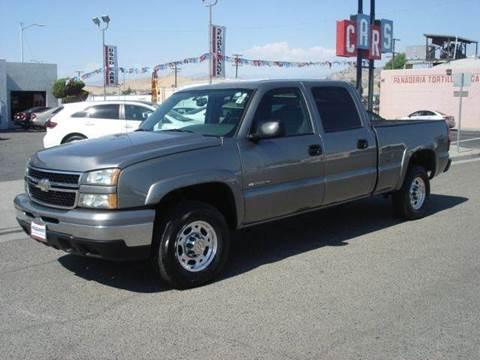 2006 Chevrolet Silverado 1500HD for sale in Porterville, CA