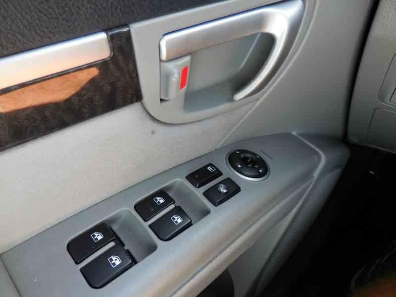 2008 Hyundai Santa Fe GLS 4dr SUV - Delray Beach FL