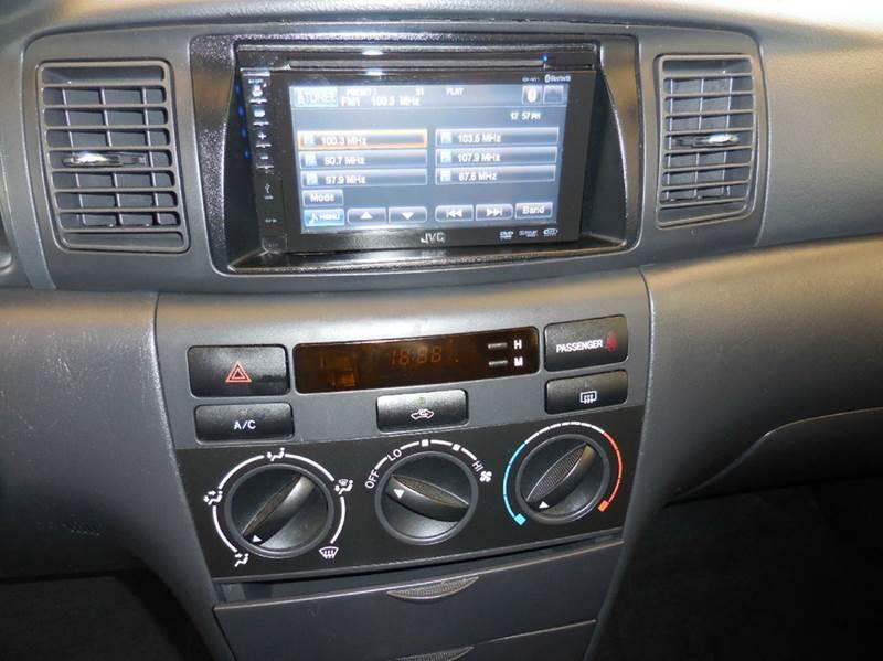 2004 Toyota Corolla S 4dr Sedan - Delray Beach FL