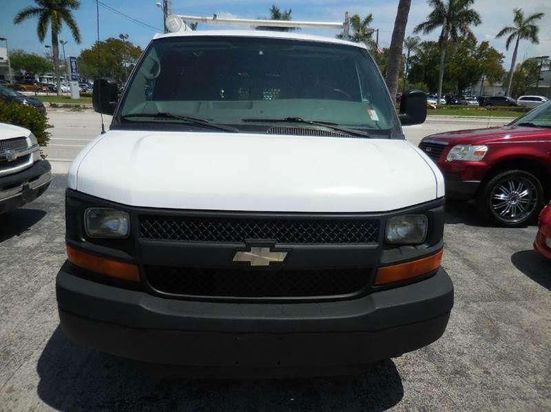 2008 Chevrolet Express Cargo 2500 3dr Cargo Van - Delray Beach FL