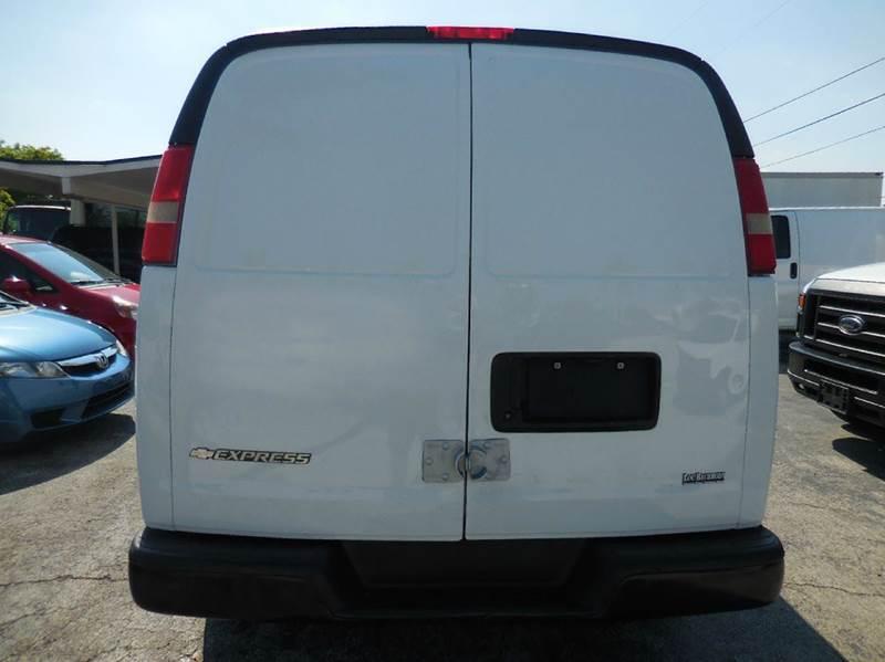 2008 Chevrolet Express Cargo 1500 3dr Cargo Van - Delray Beach FL