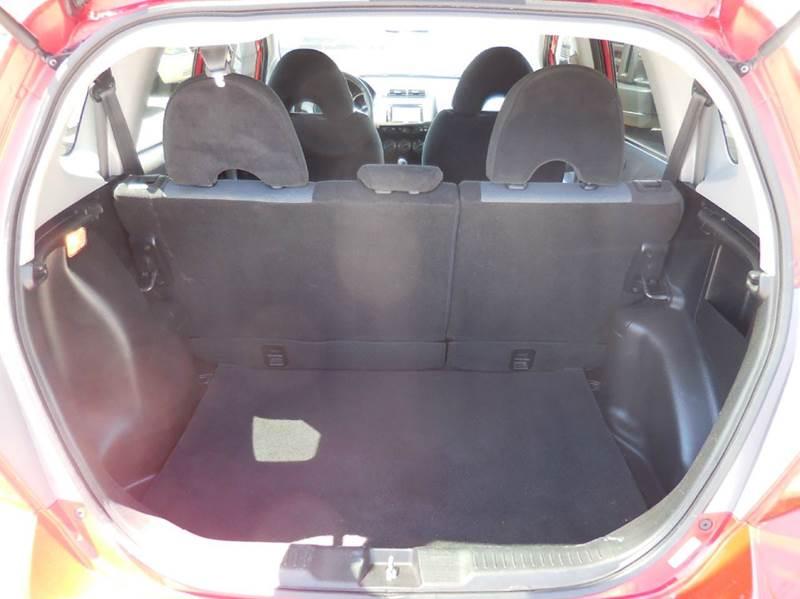 2007 Honda Fit Sport 4dr Hatchback 5M - Delray Beach FL