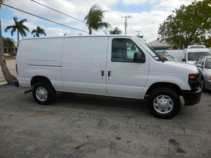 2012 Ford E-Series Cargo E-350 SD 3dr Cargo Van - Delray Beach FL