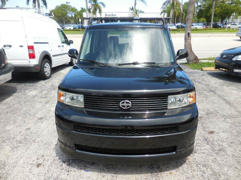 2005 Scion xB Base 4dr Wagon - Delray Beach FL