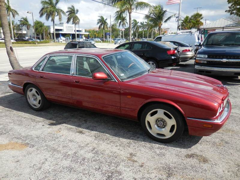 1995 Jaguar XJR 4dr Supercharged Sedan - Delray Beach FL