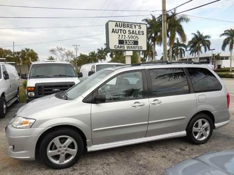 2003 Mazda MPV for sale in Delray Beach, FL