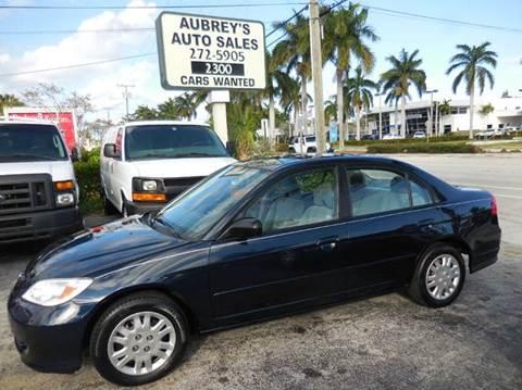 2005 Honda Civic for sale in Delray Beach, FL