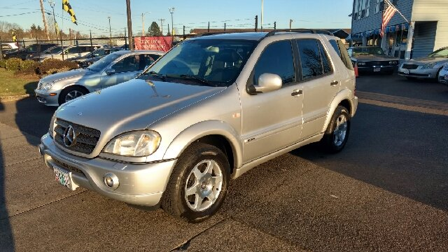 2001 mercedes benz m class awd ml 430 4matic 4dr suv in for Mercedes benz salem