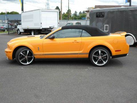 2007 Shelby GT500 for sale in Salem, OR