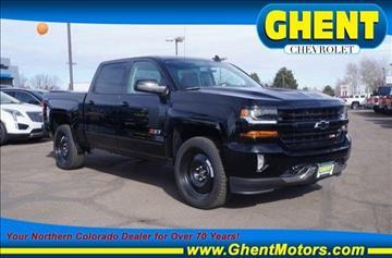 2017 Chevrolet Silverado 1500 for sale in Greeley, CO