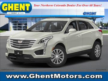 2017 Cadillac XT5 for sale in Greeley, CO