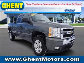 2011 Chevrolet Silverado 1500 for sale in Greeley, CO