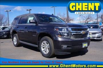2017 Chevrolet Tahoe for sale in Greeley, CO
