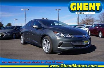 2017 Chevrolet Volt for sale in Greeley, CO