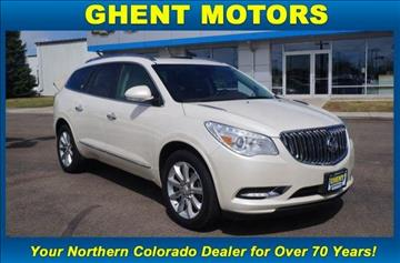 2014 Buick Enclave for sale in Greeley, CO