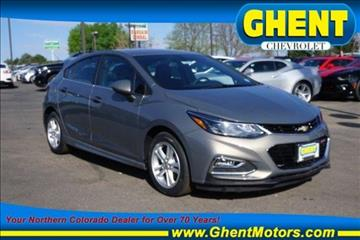2017 Chevrolet Cruze for sale in Greeley, CO