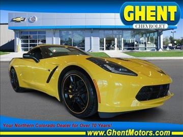 2017 Chevrolet Corvette for sale in Greeley, CO