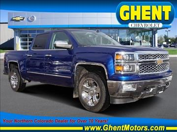 2014 Chevrolet Silverado 1500 for sale in Greeley, CO
