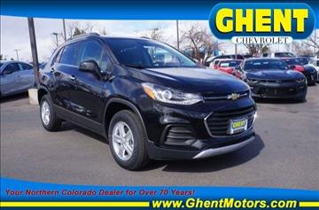 2017 Chevrolet Trax for sale in Greeley, CO