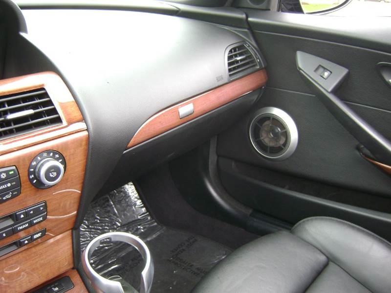 2009 BMW M6 Base 2dr Convertible - Melvindale MI
