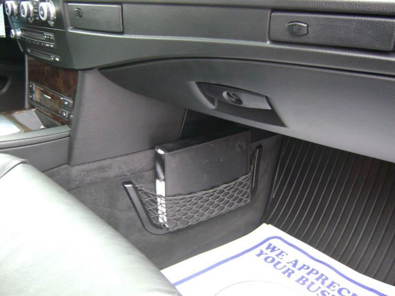2008 BMW 5 Series 535xi AWD 4dr Sedan - Melvindale MI