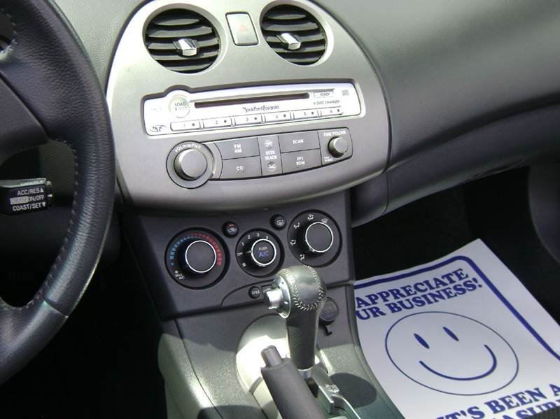 2007 Mitsubishi Eclipse Spyder GS 2dr Convertible (2.4L I4 4A) - Melvindale MI