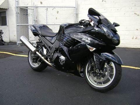 2008 Kawasaki Ninja ZX-14R