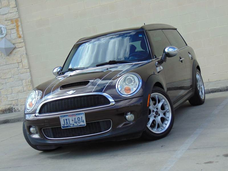2008 mini cooper clubman s 3dr wagon in houston tx maz auto. Black Bedroom Furniture Sets. Home Design Ideas