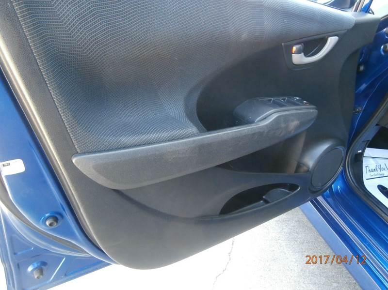 2009 Honda Fit Sport 4dr Hatchback 5A - Medina OH