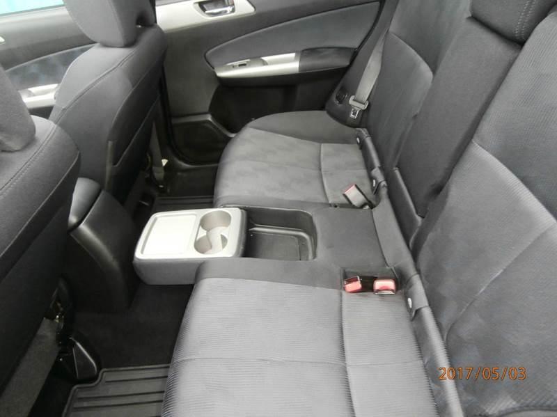2010 Subaru Forester AWD 2.5X Premium 4dr Wagon 5M - Medina OH