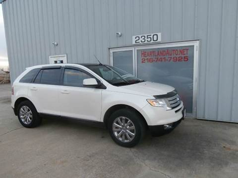 2008 Ford Edge for sale in Medina, OH