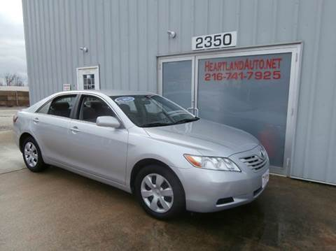 2007 Toyota Camry for sale in Medina, OH