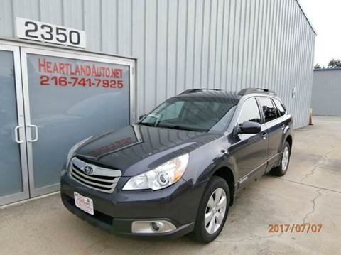2012 Subaru Outback for sale in Medina, OH