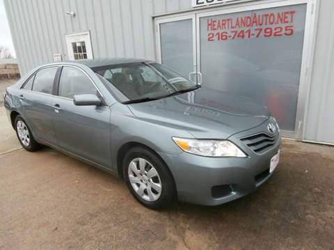 2010 Toyota Camry for sale in Medina, OH