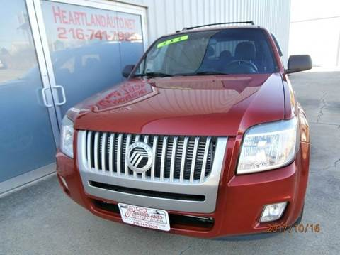 2009 Mercury Mariner for sale in Medina, OH