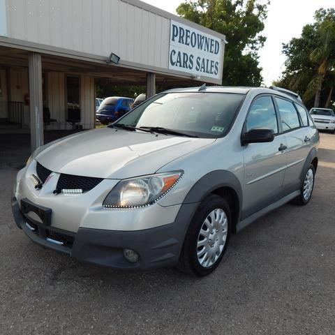 2004 Pontiac Vibe for sale in Jersey Village TX