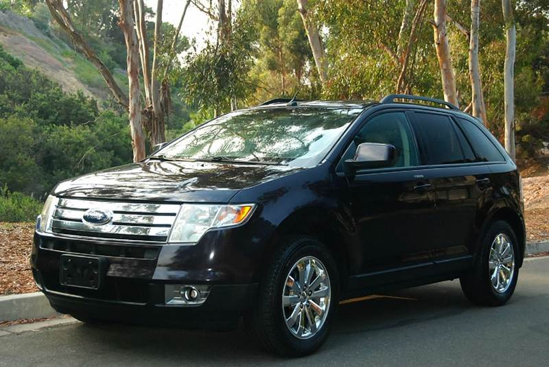 2007 ford edge sel plus 4dr suv in san diego ca new generation autos. Black Bedroom Furniture Sets. Home Design Ideas