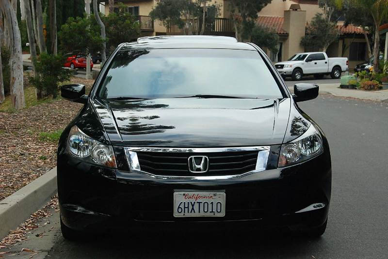 2009 Honda Accord EX-L 4dr Sedan 5A - San Diego CA
