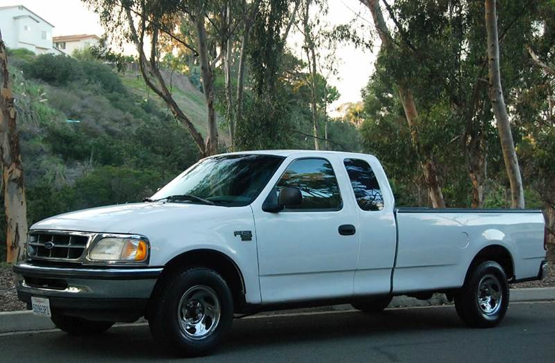 1998 ford f 150 xl 3dr extended cab lb in san diego ca. Black Bedroom Furniture Sets. Home Design Ideas