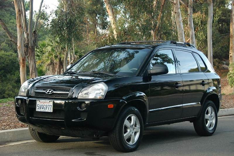 2006 hyundai tucson gl 4dr suv in san diego ca new. Black Bedroom Furniture Sets. Home Design Ideas