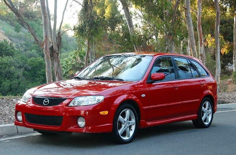 2003 Mazda Protege5 4dr Wagon In San Diego CA - New ...