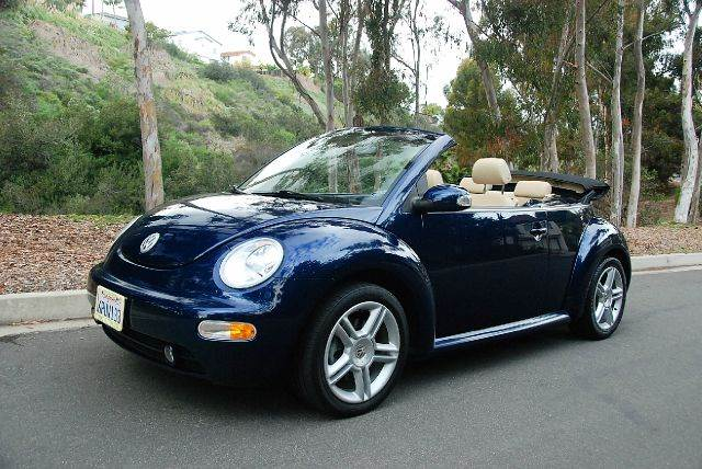 2004 volkswagen new beetle gls 2dr convertible in san diego ca new generation autos. Black Bedroom Furniture Sets. Home Design Ideas