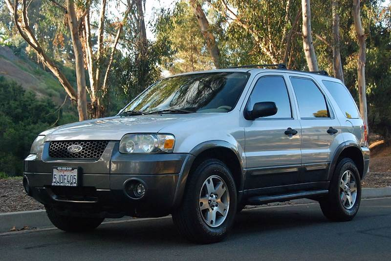 Ford Escape XLT Dr SUV In San Diego CA New Generation Autos - 2005 escape