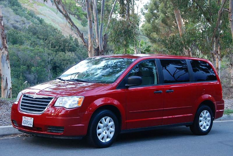 2008 chrysler town and country for sale in san diego ca. Black Bedroom Furniture Sets. Home Design Ideas