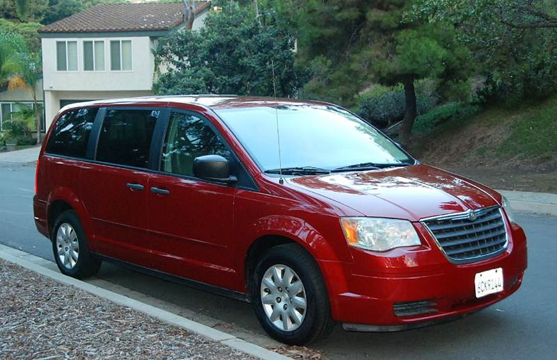 2008 chrysler town and country lx 4dr mini van in san diego ca new generation autos. Black Bedroom Furniture Sets. Home Design Ideas