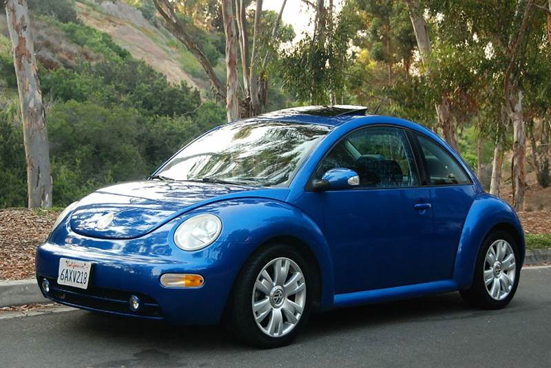 2003 Volkswagen New Beetle Gls 1 8t 2dr Turbo Hatchback In San Diego Ca New Generation Autos