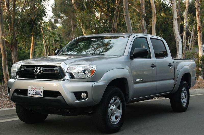 2014 toyota tacoma prerunner v6 4x2 4dr double cab 5 0 ft sb 5a in san diego ca new generation. Black Bedroom Furniture Sets. Home Design Ideas