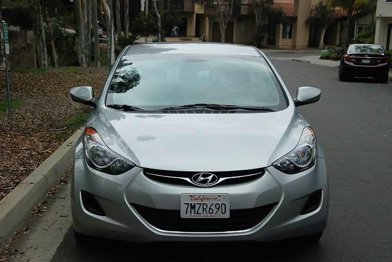 2013 Hyundai Elantra GLS 4dr Sedan - San Diego CA